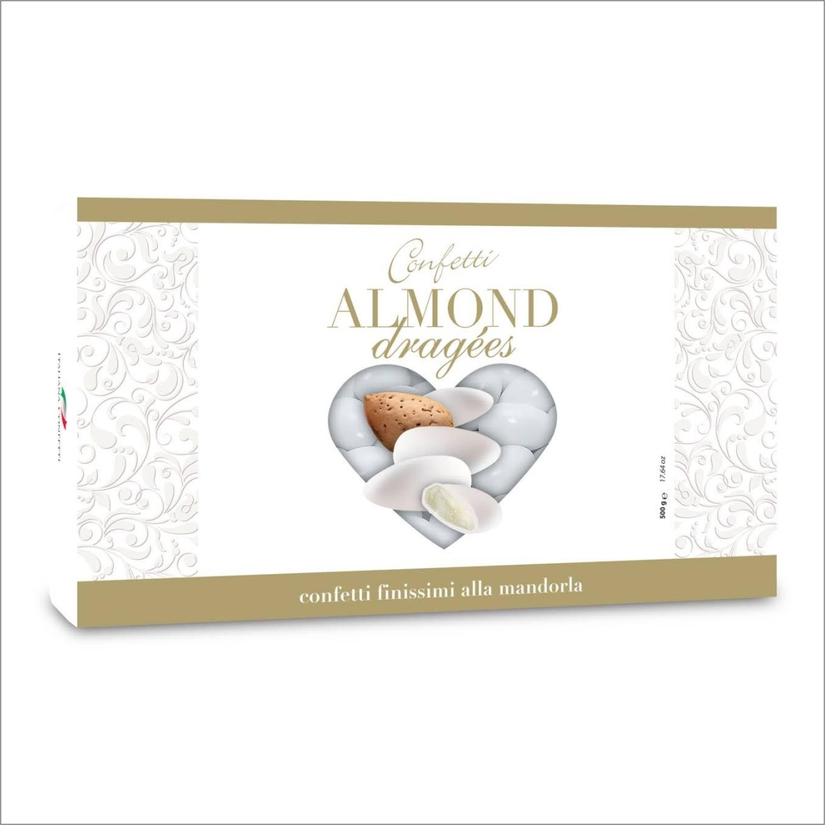 ALMOND DRAGES