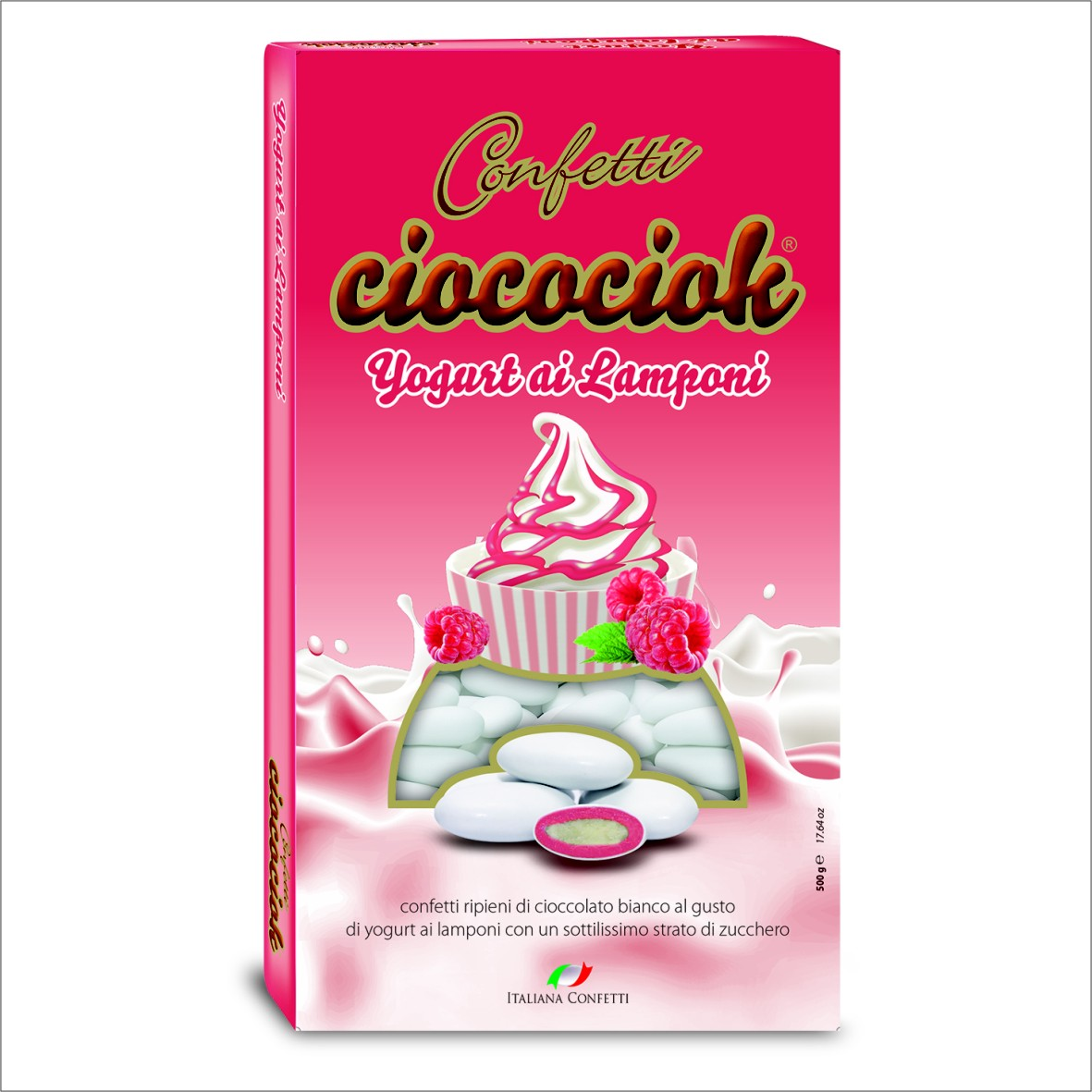 CIOCOCIOK yogurt