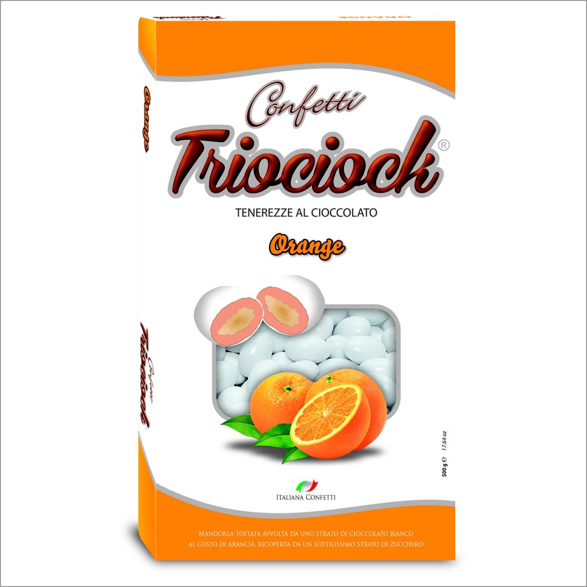 triociock ORANGE