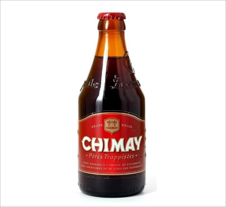 chimay tappo roso 33