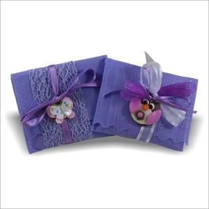 sacchettini lilla