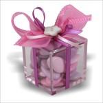 scatolina acetato rosa
